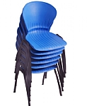 Anne Stackable Conference Chair