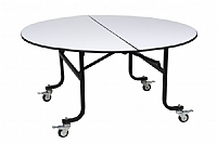Round Flip & Fold Tables