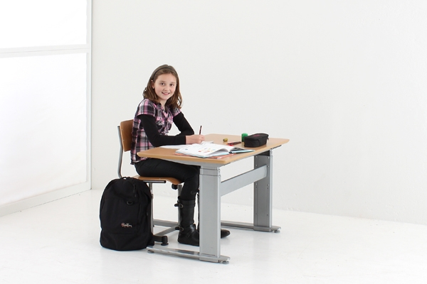 Student Electric Height Adjustable Desk