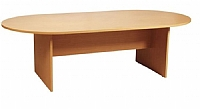 CC Plus Melamine Boardroom Table