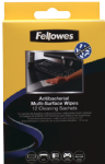 Keyboard Antibacterial Multi-Surface Cleaning Wipes