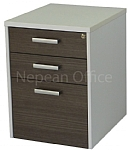 Bronte Mobile Pedestal 2 & File Drawers