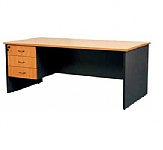 Logan Desk with Drawers