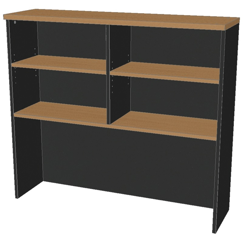 Commercial Range Desk Hutch