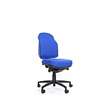 Flexi Plush Low Back Chair with Touch Synchro Mechanism