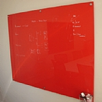 Standard Coloured Glassboards