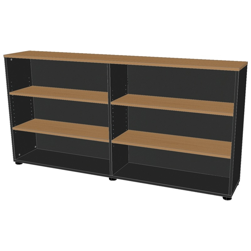 Commercial Range Horizontal Bookcase
