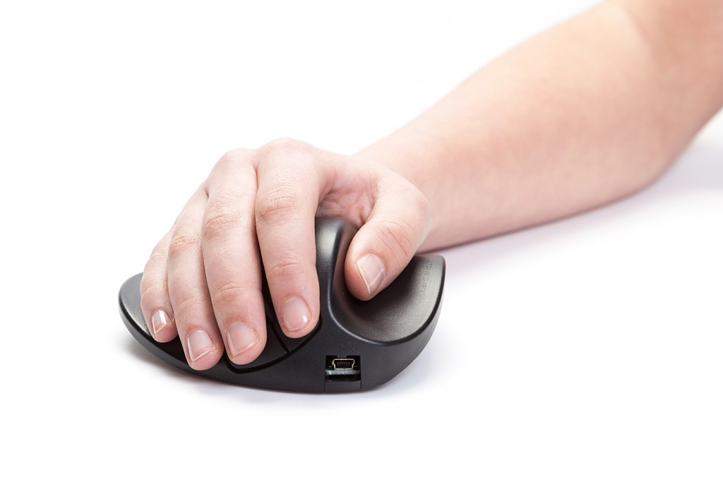 Right Hand Wireless HandShoe Mouse