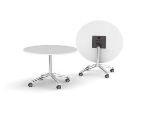 Incognito Folding Round Table