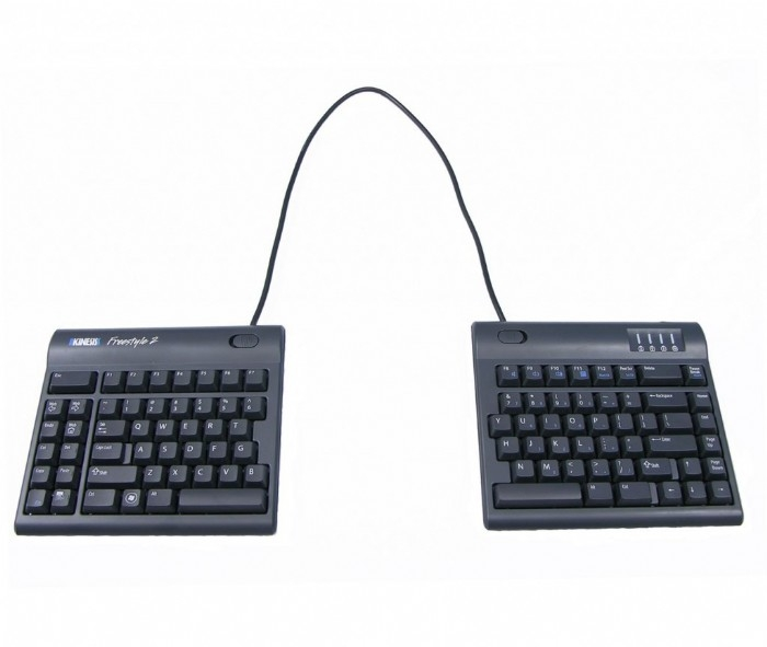 Kinesis Freestyle 2 for PC Keyboard 50cm Separation