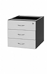 Logan Three Drawer Box