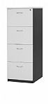 Logan Four Drawer File Cabinet