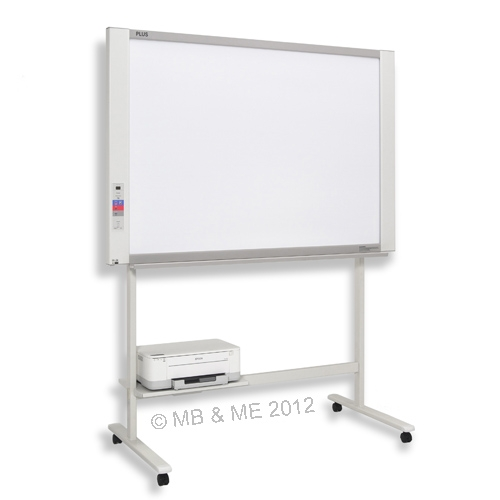 2 Screen Electronic Whiteboard Standard Screen