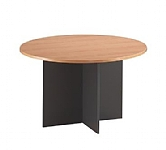 Melamine Round Coffee Table