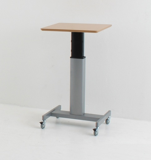 Small Sit Stand Desk On Wheels