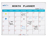 Perpetual Month Planner