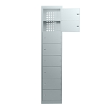 Laptop Lockers with Rear Ventilation