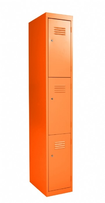Australian Made Lockers 3 Doors