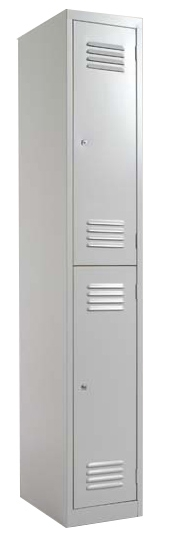 Australian Made Lockers 2 Doors