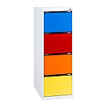 Multi Coloured Filing Cabinets
