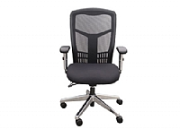 Tran Mesh High Back Chair Rated 130kg