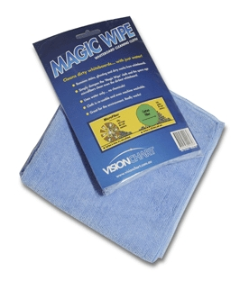 Magic Wipe Re-usable Whiteboard Cleaner