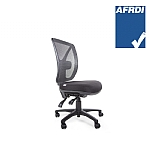 BPlus Mesh Back Heavy Duty Office Chair No Arms