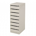 Statewide 8 Drawer Card Cabinet