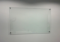 Starphire CLEAR Glassboards