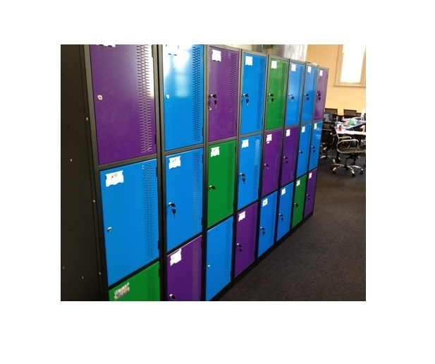 Contemporary Lockers