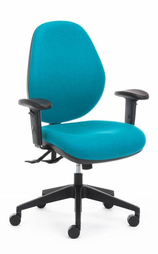 Atlas Heavy Duty Office Chair Rated 160kg