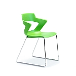 Zen Sled Base Chair