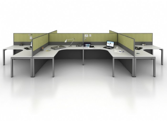 GenY Desk and Screen Systems