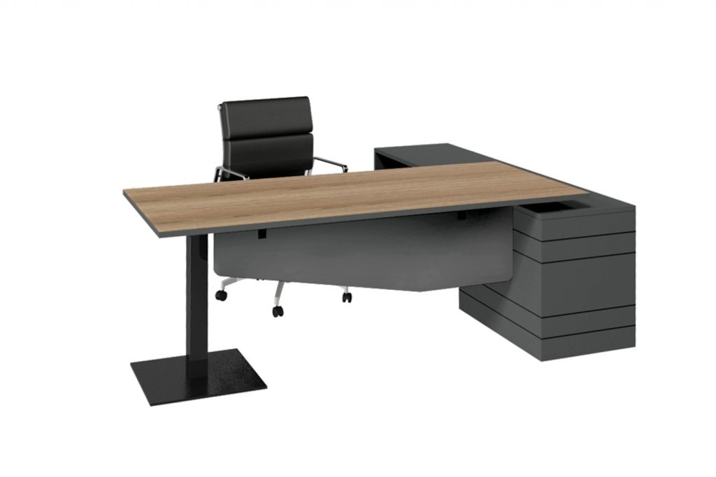 Geo Executive Scope Desk