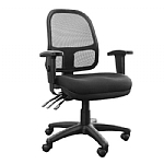 KLASS AFRDI Approved Office Chair No Arms