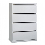Four Drawer Lateral File Cabinet