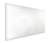 Lumiere White Magnetic Glassboards