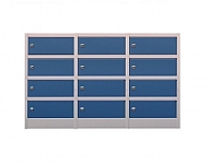 MIDI Lockers with 12 Large Compartments