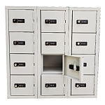 Mini Lockers with Mechanical Combination Lock