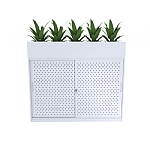 AusFile Sliding Door Unit with Planter Box