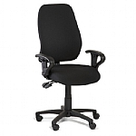 Slimline High Back Managers Chair