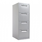 Stateline Four Drawer File Cabinet