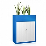 Statewide Planter Box Tambour Door Cupboard