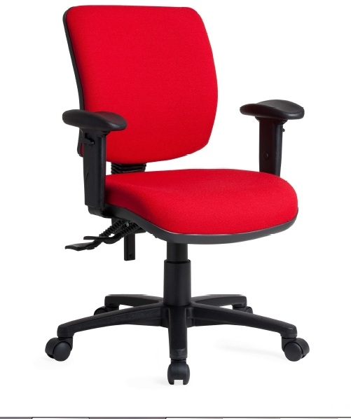 Rexa Manual Task Chair Ergonomic Chairs Office Chairs Our Products Nepean Office Furniture And Supplies