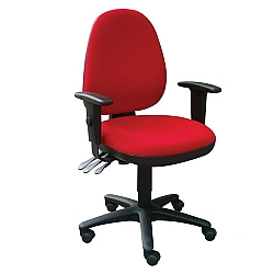 Bright Coloured Office Furniture Chairs